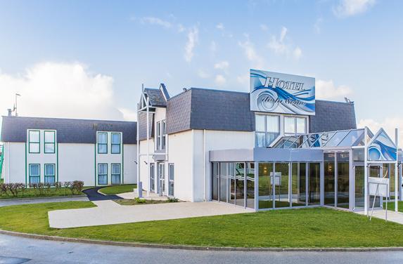 Présentation hotel de la seine